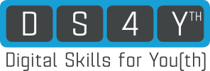 Logo: Digital Skills for Youth
